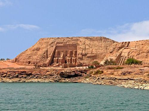 Abu Simbel Panorama