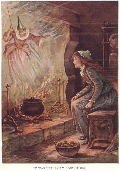 Cinderella & the Fairy Godmother