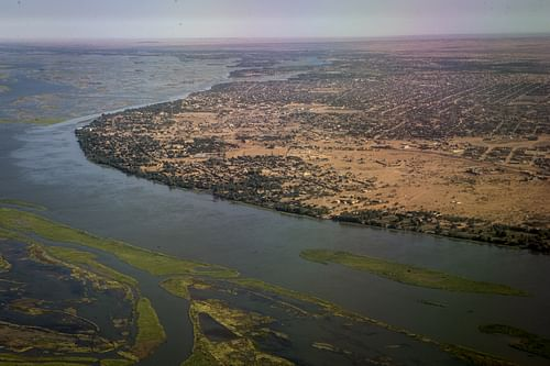 Gao & the Niger River (by UN Photo/Harandane Dicko)