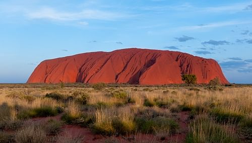 Uluru (by Angelo Giordano, Public Domain)