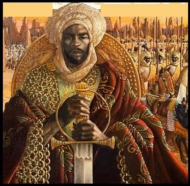 Mansa Musa Illustration