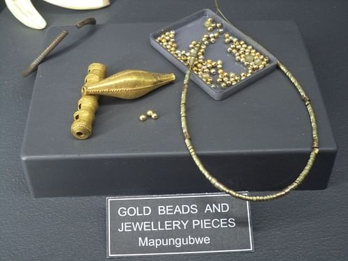 Gold Jewellery, Mapungubwe