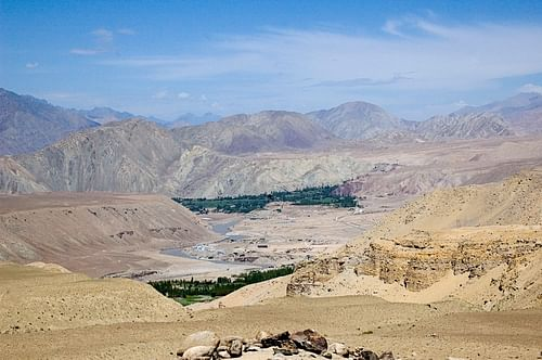 Indus Valley (by hceebee, CC BY-NC-ND)