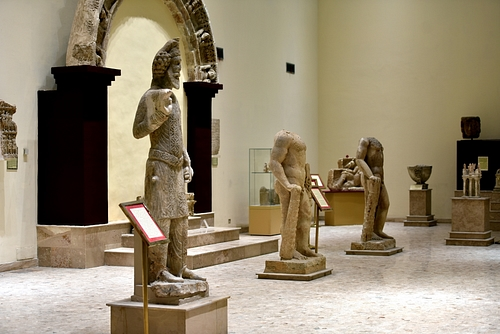 Hatra Gallery of the Iraq Museum