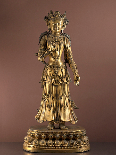 Bodhisattva with Yongle Reign Mark