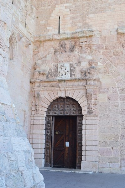 Door of the Abbey of St. Victor, Marseille