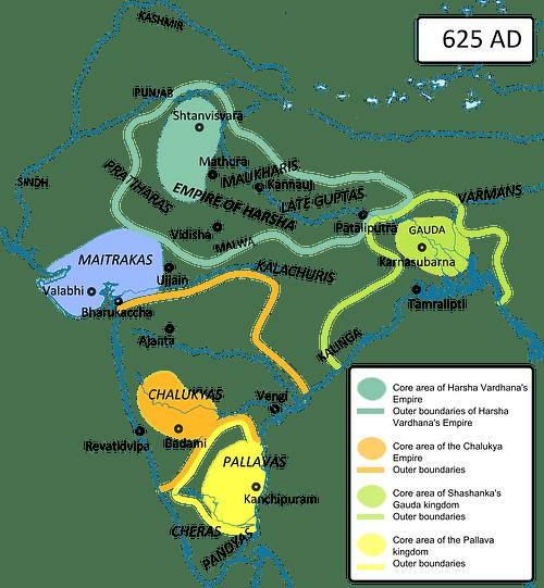 Pushyabhuti Dynasty