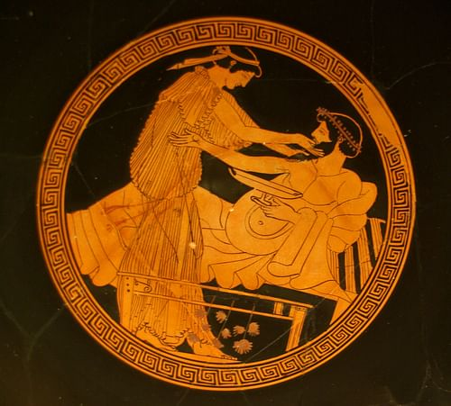 The role of women in ancient greek religious rituals and cult practices