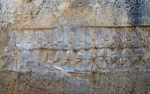 Twelve Gods of the Underworld, Yazilikaya Hittite Sanctuary