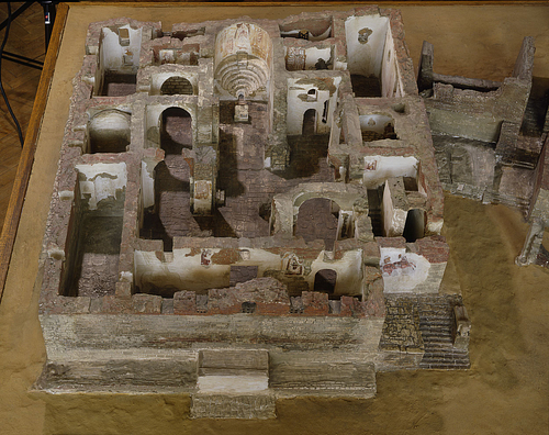 Faras Cathedral Model