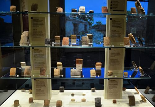 Cuneiform Clay Tablets from Kanesh