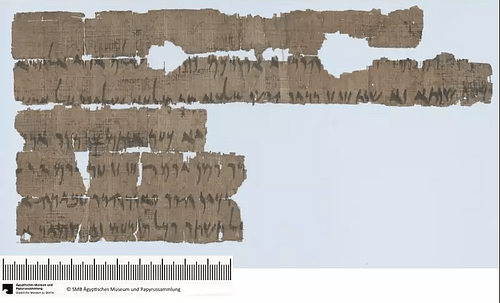 The Passover Papyrus from Elephantine