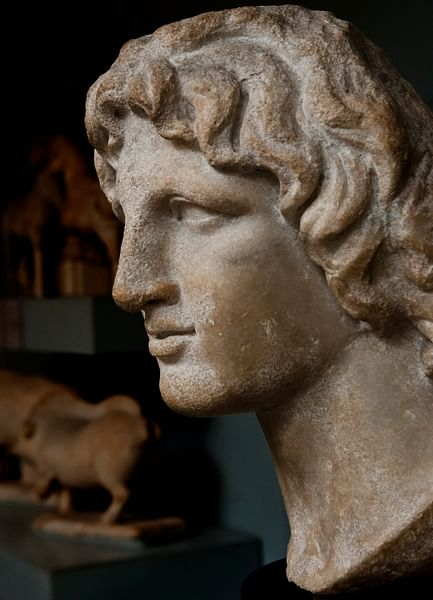 Alexander the Great (by Egisto Sani)