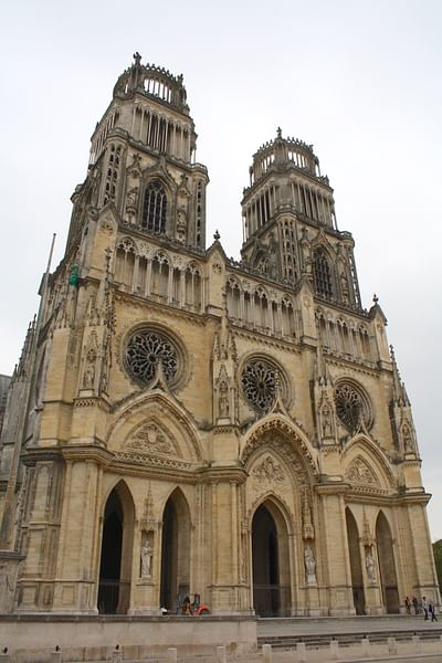 Cathedral of the Holy Cross, Orleans (by Mark Cartwright, CC BY-NC-SA)