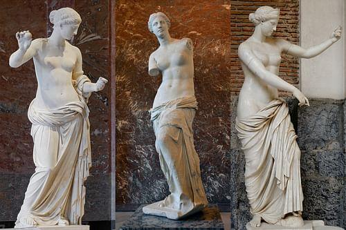 Disarming Aphrodite: Rediscovering the Venus de Milo ...