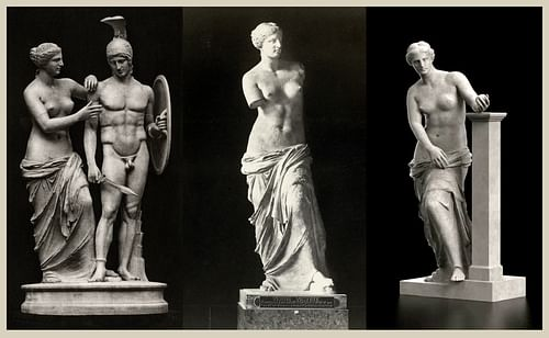 Reconstructions of the Venus of Milos