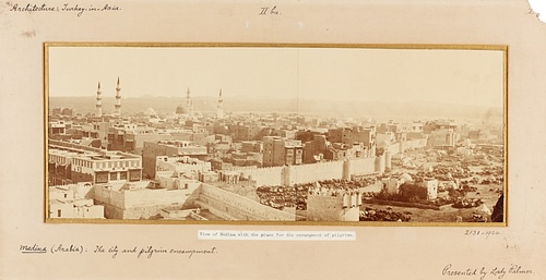 View of Medina, c. 1880 CE