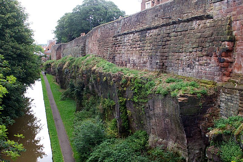 Chester City Walls