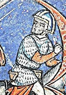 Nur ad-Din, from the History of Outremer
