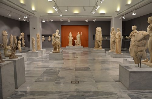 Roman Collection of the Heraklion Archaeological Museum