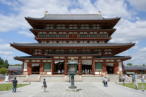 Main Hall, Yakushiji