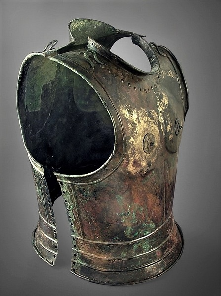 Stična Breastplate