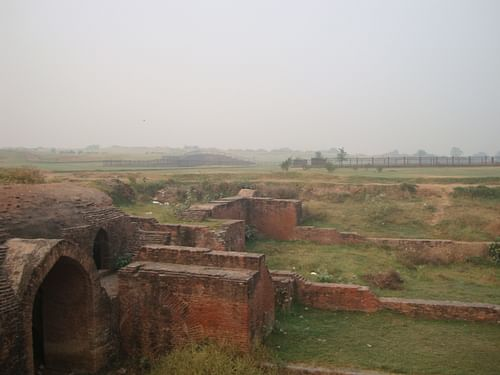 Mound of Harsha (by Viraat Kothare, CC BY-SA)