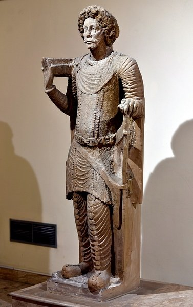 Statue of a Young Military Commander, Hatra