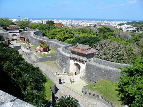 The Ryukyu Castles of Okinawa