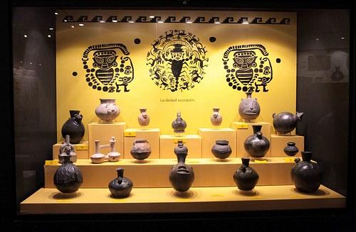 Pre-Inca Civilisations at the Tucume Museum