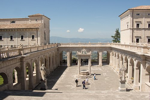 Benedictine Abbey of Monte Cassino