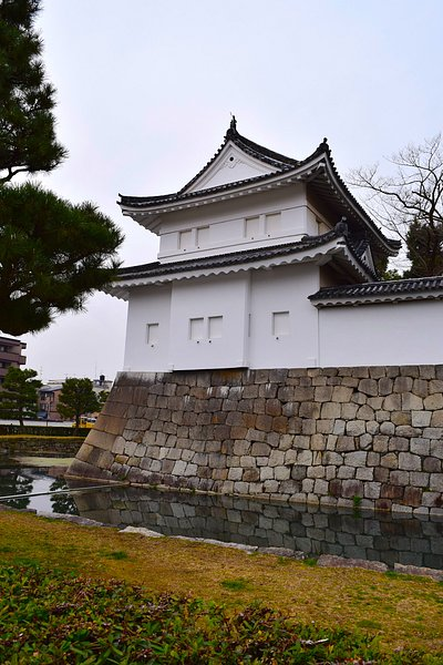 Nijo Castle Keep (by James Blake Wiener, CC BY-NC-SA)