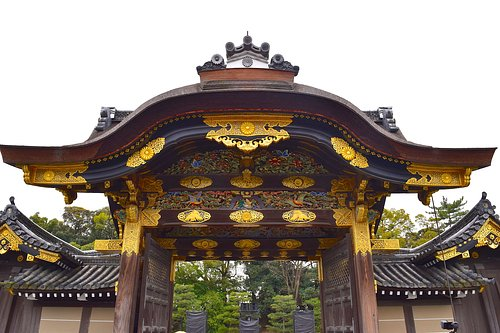 Karamon Gate, Nijo Castle