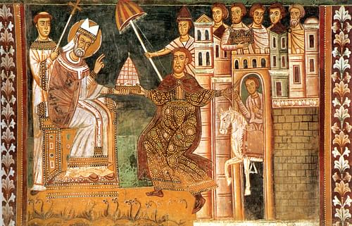 Donation of Constantine (by Ras67, Public Domain)
