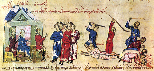 Massacre of the Paulicians