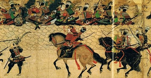 Mongol Invasion of Japan, 1281 CE