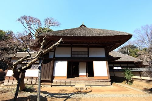 A Traditional Japanese House World History Encyclopedia