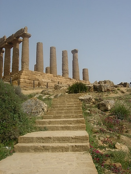 Doric Temple of Juno, Agrigento