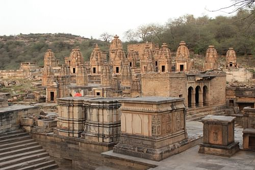 Bateshwar Group of Temples, India