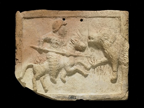Parthian Cataphract (by The Trustees of the British Museum, Copyright)