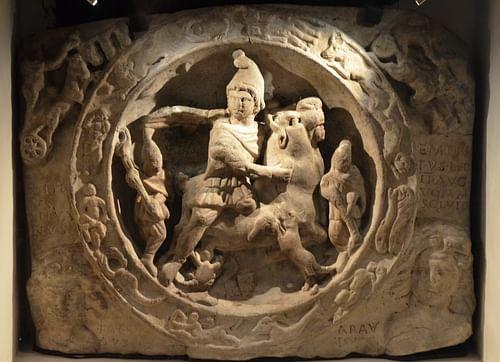 Visiting the London Mithraeum - Going Underground in Ancient Londinium