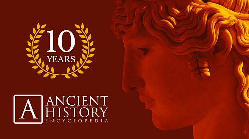 10 Years of Ancient History Encyclopedia