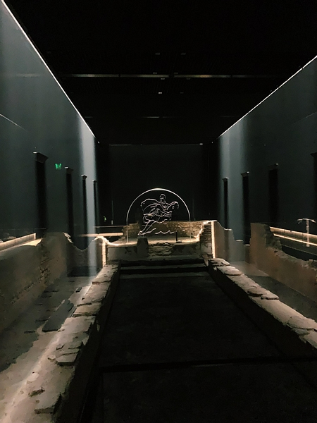 The Mithraeum in London