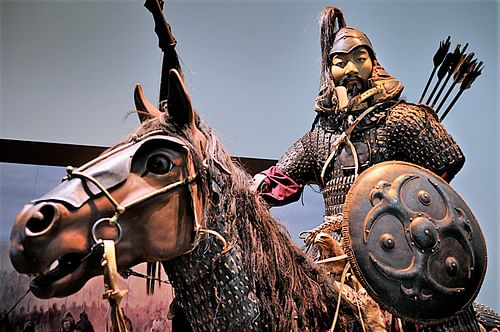 Mongol Warrior Reconstruction