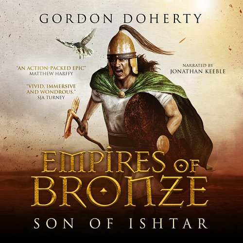 Author Interview: Son of Ishtar by Gordon Doherty
