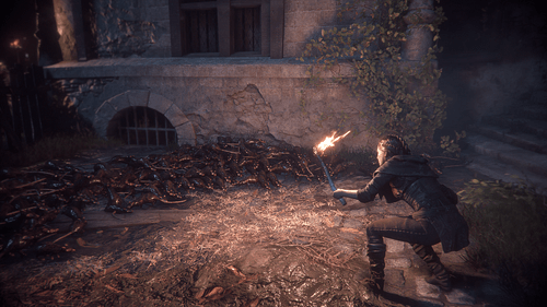 Rats in A Plague Tale: Innocence