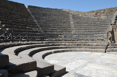 The Odeon of Pompeii