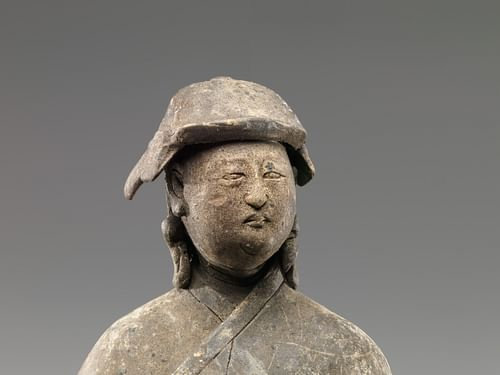 Figure of a Mongol, Yuan Dynasty (by Metropolitan Museum of Art, Copyright)