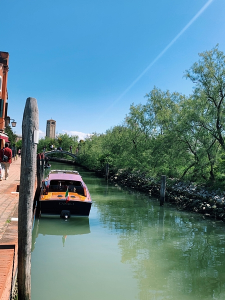 Torcello Canal