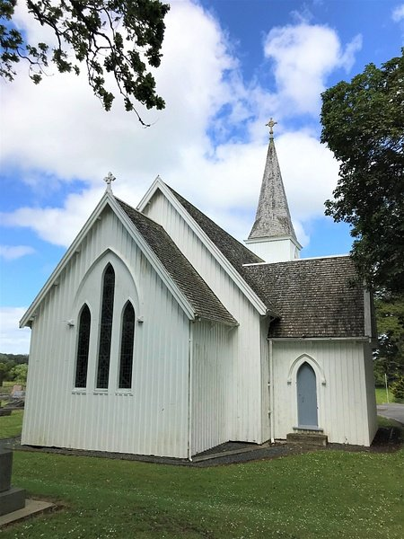 St. John's Church, Waimate North, New Zealand